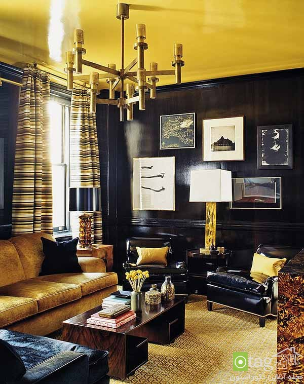 Black-and-gold-in-interior-decoration-design-ideas (3)
