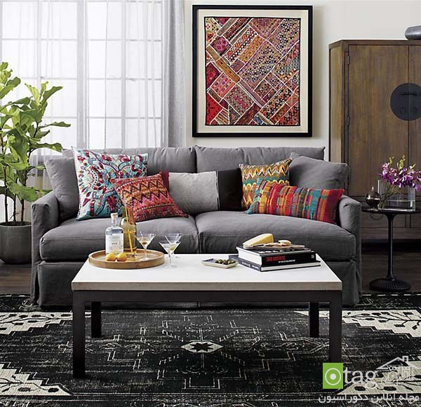 Black-and-white-kilim-rug-and-carpet-designs (3)