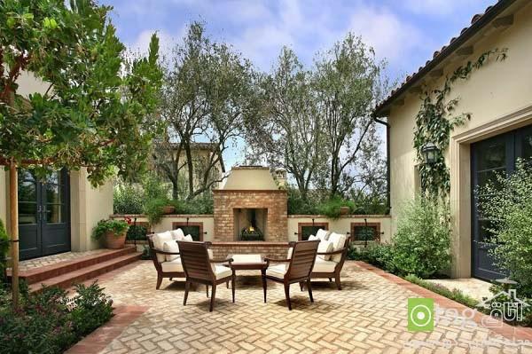Brick-patio-courtyard-design-ideas (11)