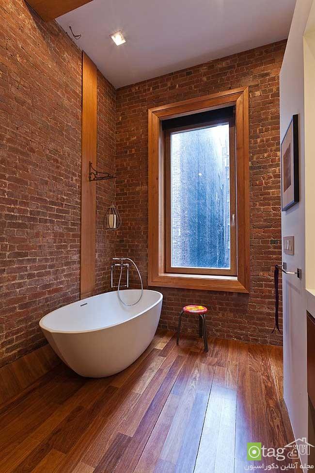 Brick-wall-in-elegant-bathrooms (1)