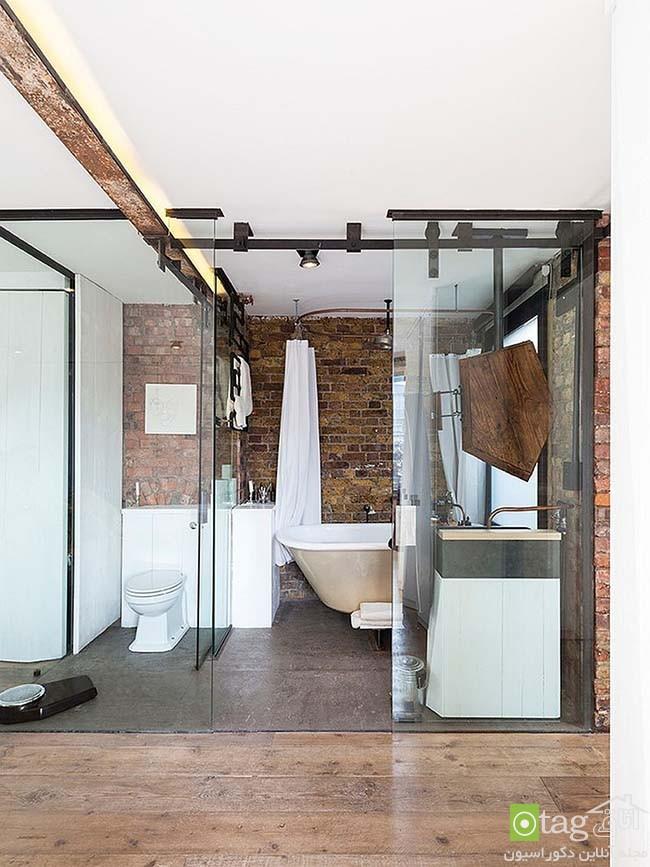 Brick-wall-in-elegant-bathrooms (10)