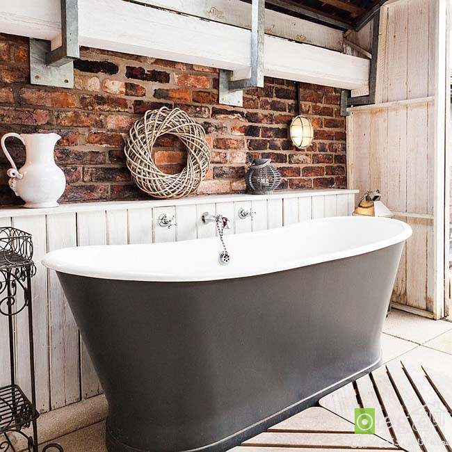Brick-wall-in-elegant-bathrooms (13)