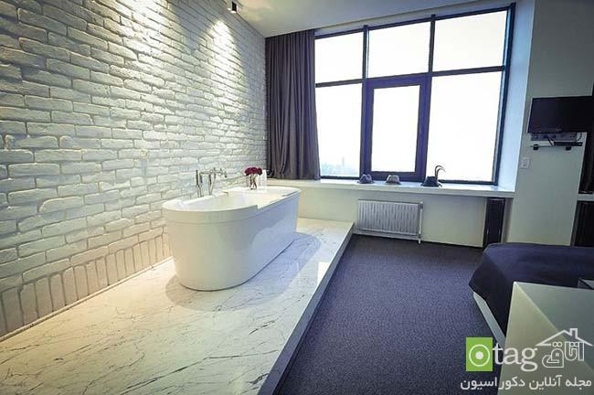 Brick-wall-in-elegant-bathrooms (5)