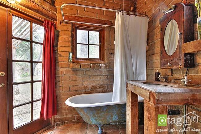 Brick-wall-in-elegant-bathrooms (8)
