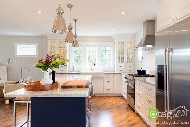 Bright-metallic-themes-in-kitchen (13)