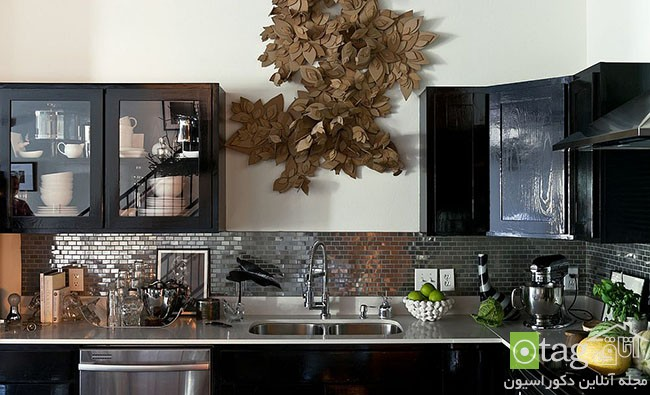 Bright-metallic-themes-in-kitchen (17)