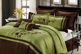 مدل های جدید روتختی شیک تخت خواب دو نفره - اتاق خواب