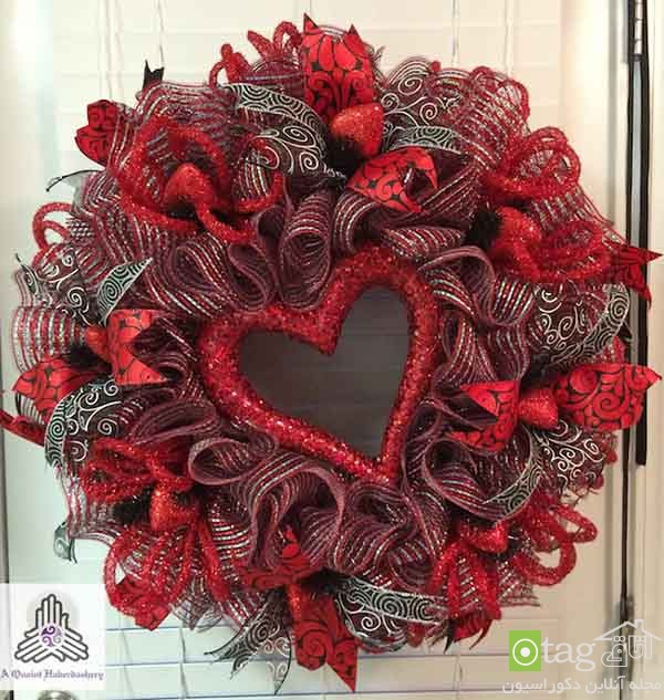 Colorful-Valentines-Day-wreath-design-ideas (10)