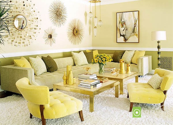 Contemporary-living-room-with-shades-of-green (14)