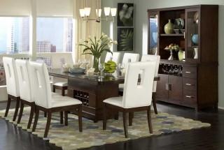 چیدمان اتاق غذاخوری با مدل های متنوع میز ناهارخوری