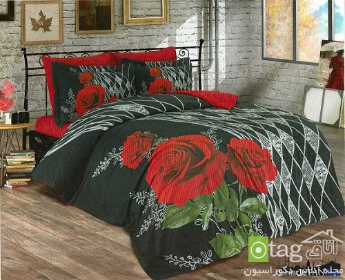 Double-Bed-with-Bedding-Set (7)