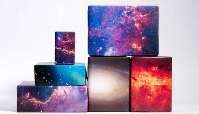 لوازم دکوری با موضوع طبیعت و کهکشان برای علاقه مندان به نجوم