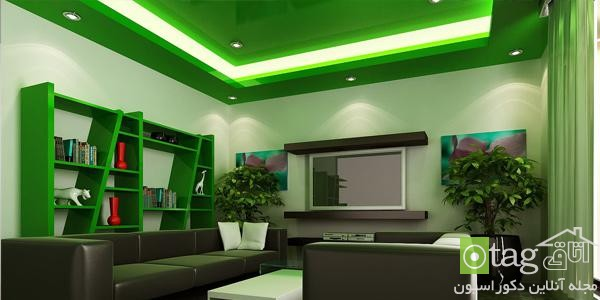 Green-soft-color-modern-living-room-designs (12)