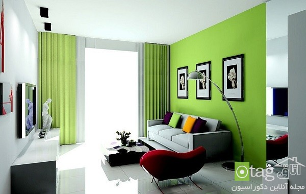 Green-soft-color-modern-living-room-designs (5)
