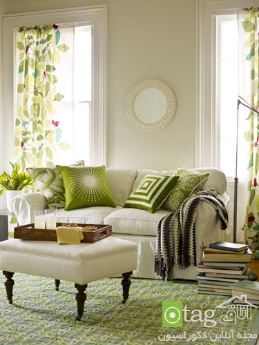 Green-soft-color-modern-living-room-designs (8)
