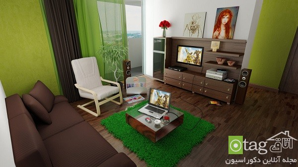 Green-soft-color-modern-living-room-designs (9)