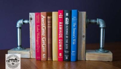 معرفی 15 مدل جدید نگهدارنده کتاب مناسب قفسه ها و شلف های باز