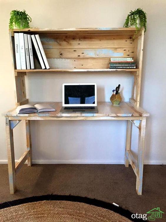 39 مدل میز لپ تاپ بسیار زیبا و مدرن [در سال جدید]