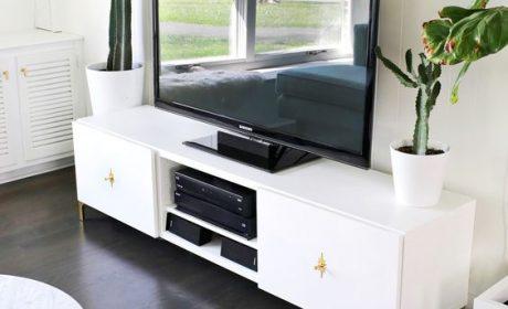 34 مدل میز تلویزیون  زیبا و بی نظیر [درسال جدید]
