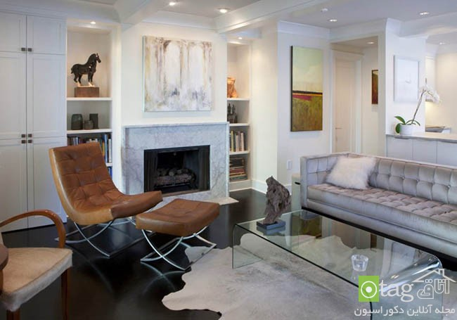 Marble-fireplace-in-a-chic-living-room (3)