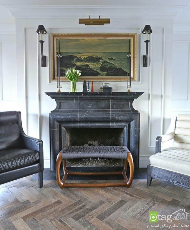 Marble-fireplace-in-a-chic-living-room (7)