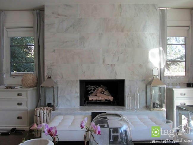 Marble-fireplace-in-a-chic-living-room (9)