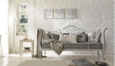 مدل مبلمان فلزی مناسب اتاق نشیمن و پذیرایی مدرن و شیک