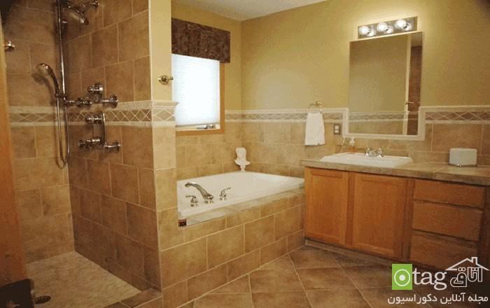 Modern-Bathroom-Decoration-with-Shower (6)