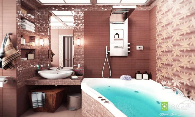 Modern-Bathroom-Decoration-with-Shower (7)