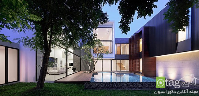Modern-Home-Layouts-with-pool-in -courtyard (10)
