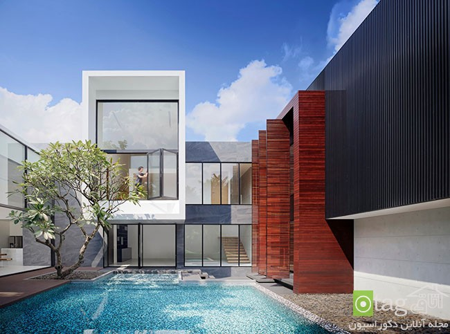 Modern-Home-Layouts-with-pool-in -courtyard (14)