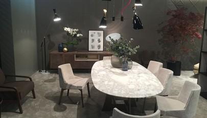 مدل میز ناهارخوری جدید در نمایشگاه بین المللی میلان 2016