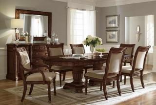 مدل های جدید قالیچه برای زیر میز ناهارخوری و پذیرایی