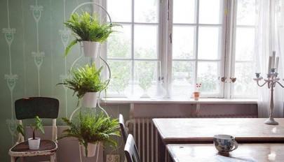 مدل جا گلدانی شیک و زیبا مناسب دکوراسیون آپارتمان ها