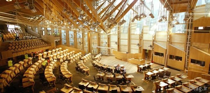 Scottish parliament website