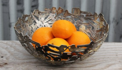 مدل های خلاقانه صنایع دستی جدید ساخته شده از سکه و کلید