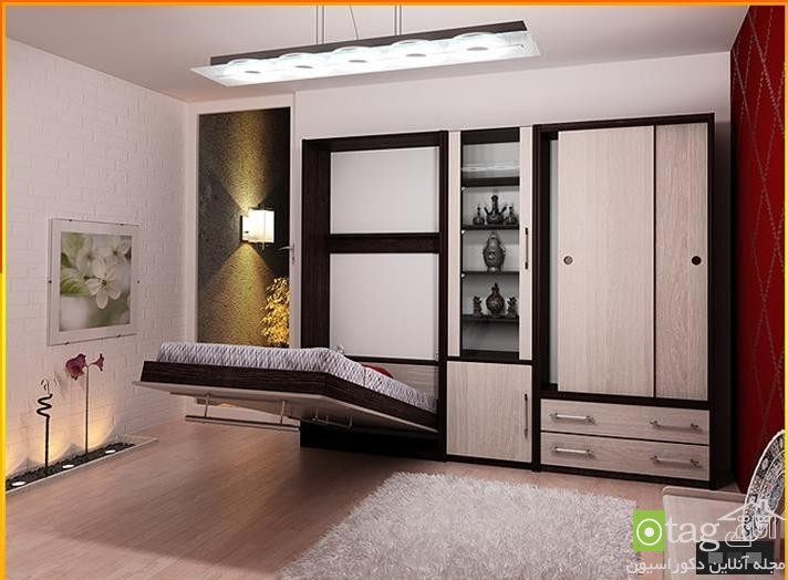Small-Apartment-Bedroom-Design-with-Folding-Beds (15)