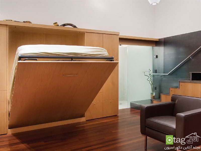 Small-Apartment-Bedroom-Design-with-Folding-Beds (7)