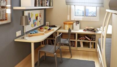 طراحی دکوراسیون اتاق مطالعه با چیدمانی صحیح و کاربردی