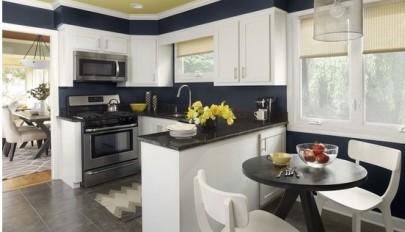انتخاب رنگ دیوار آشپزخانه در طرح و سبک های کلاسیک و مدرن