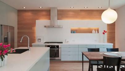 روش های مدرن استفاده از پنل های چوبی در دکوراسیون داخلی منزل