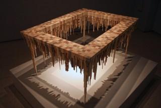 میز های شگفت انگیز و مدرن - مدل های میز چوبی خاص