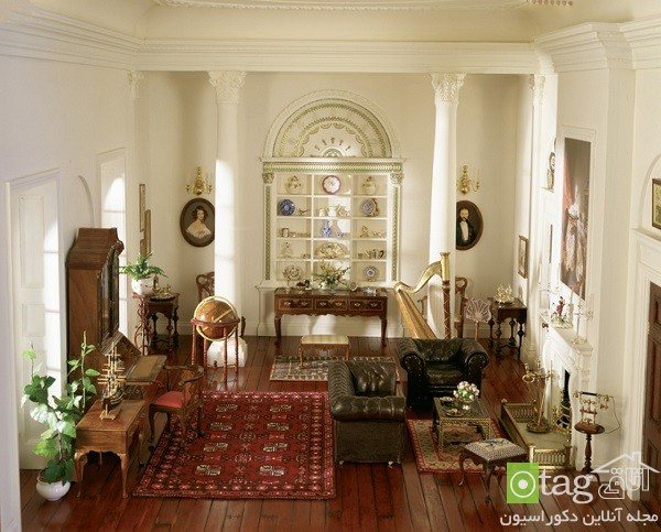 amazing-interior-decorating-with-antique-carpets-and-rugs (1)