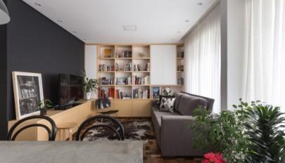 طراحی دکوراسیون آپارتمان برای زوج های جوان و خوش سلیقه