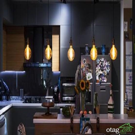 40 نمونه خلاقیت در تزیین آشپزخانه در سال 2019 [با وسایل ساده و کم هزینه]