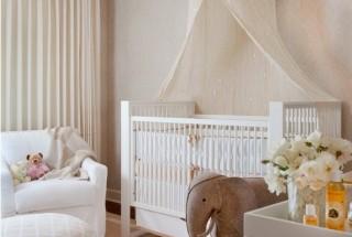 انواع طرح و مدل تخت نوزاد / عکس دکوراسیون اتاق خواب نوزاد