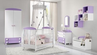 مدل کمد نوزاد در طرح و رنگ های کاملا متنوع، شاد و جدید