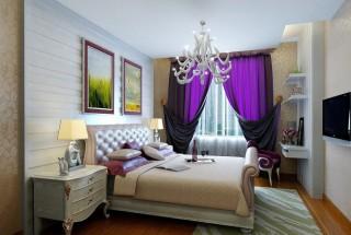نکاتی برای انتخاب پرده اتاق خواب + عکس