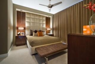 عکس اتاق خواب با چیدمان و دکوراسیونی امروزی و جدید