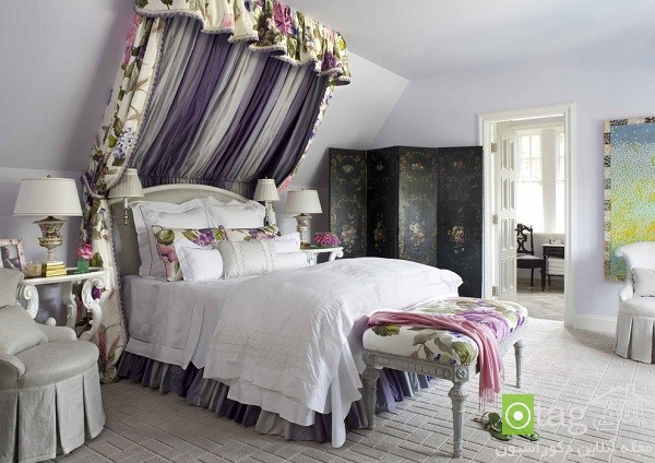 bedroom-designs-with-crown-molding-beds (11)